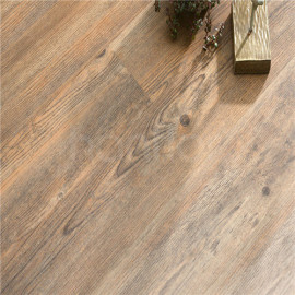 Hanflor 6.41''*47'' 6.5mm WPC Core Eco Friendly Luxury Vinyl Wood Floors HIF1702