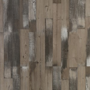 Hanflor 7''x48'' 5mm SPC Rigid Core Click Lock IEPX Underpad Vnyl Plank Flooring PTW 9008