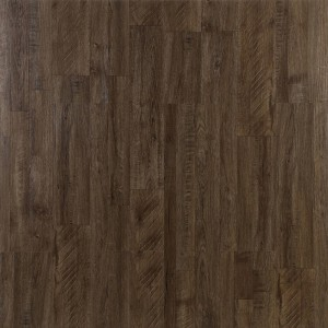 Hanflor 7''x48'' 4.2mm PVC Engineered Wooden Floating Vinyl Floor Covering  PTW 9015