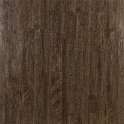 Hanflor 7''x48'' 4.2mm PVC Engineered Wooden Floating Vinyl Floor Covering HIF 9058
