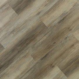 "Hanflor 7""X48""5mm Durable Wear Resistant Click Lock Wood Look LVT Vinyl Plank HIF 9060"
