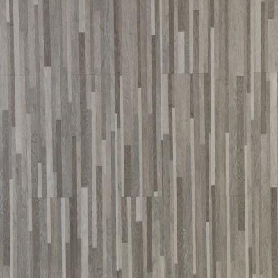 Hanflor 7'x48'' 4.2mm Wood Look Vinyl Planks Hand Scraped Eco Friendly Non Slip LVT HIF 9061