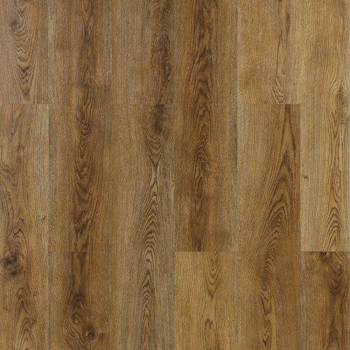Hanflor 9''x48'' 5.5mm Waterproof Wood Look Super Stability Rigid Core Vinyl Flooring HIF 9063