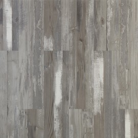 Hanflor 7''x48'' 4.0mm Easy Install Resilient Anti Slip Locking Vinyl Plank Flooring HIF 9065