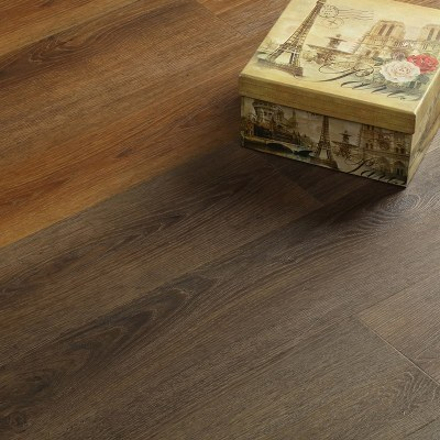 Hanflor  7''x48'' 3.5mm  Commerical Use Rigid Core Vinyl Plank Flooring HDF 9068&9069