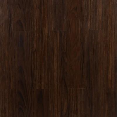 Hanflor  7''*48''  5.0mm Wood Embossed Watreproof Loose Lay Vinyl Flooring HIF 9077
