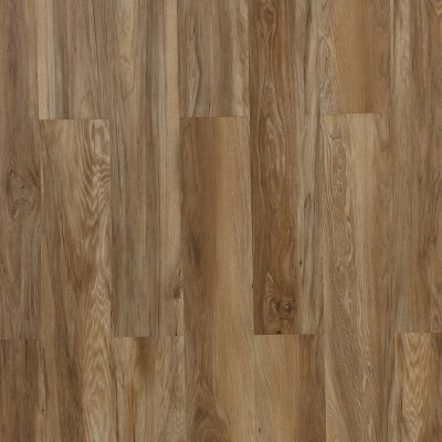 Hanflor 7''*48'  5.0mm Loose Lay Vinyl Flooring Durable Fire Resistance Multi-Colors HDF 9080