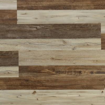 Hanflor  7''x48'' 6.0mm Sound Barrier Fire Insulation Rigid Core Vinyl Plank Flooring HIF 9096