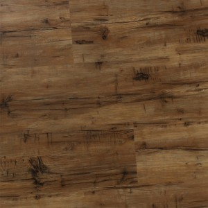 Hanflor  7''x48'' 3.5mm Sound Barrier Fire Insulation Rigid Core Vinyl Plank Flooring PTW 9058