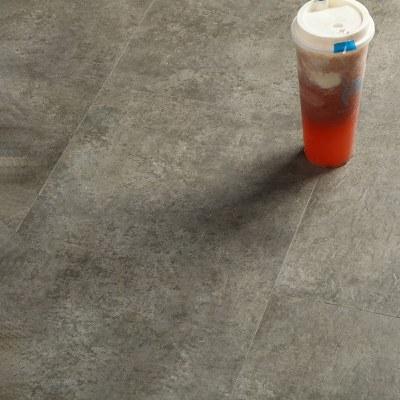 "Hanflor 12""X24""4.0mm Stone Effect Vinyl Bathroom Kitchen LVT Tile Flooring HTS 8011"