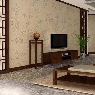 "Hanflor 12""X24""4.0mm Carpet Design Click Lock Waterproof Low Maintenance Vinyl Tile HTS 8009"