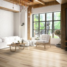 Hanflor 9''x48'' 3.0mm Cantina Oak House Decoration Interlocking Floating LVT Vinyl Plank HVP 2008
