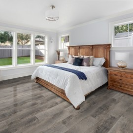 Hanflor 6''*48'' 4.2mm Oceanic Oak Low Maintenance Easy Install Wear Resistant Vinyl Plank HVP 2019