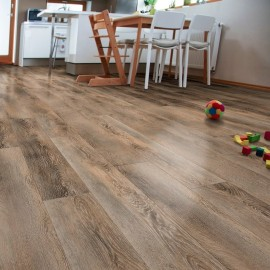 Hanflor 7''*48'' 4.0mm Osprey Oak Low Maintenance Quick Installation Floating Vinyl Plank HVP 2022