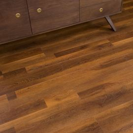 Hanflor 6''x48'' 4.2mm Saddlewood Anti-slip Floating Click Lock Vinyl Planks Flooring PVC HVP 2031