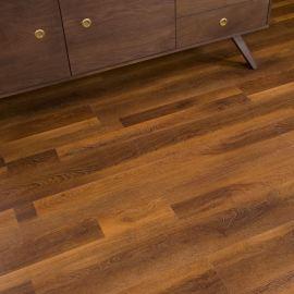 Hanflor 6''x48'' 4.2mm Saddlewood Anti-slip Floating Click Lock Vinyl Planks Flooring PVC HVP 2031