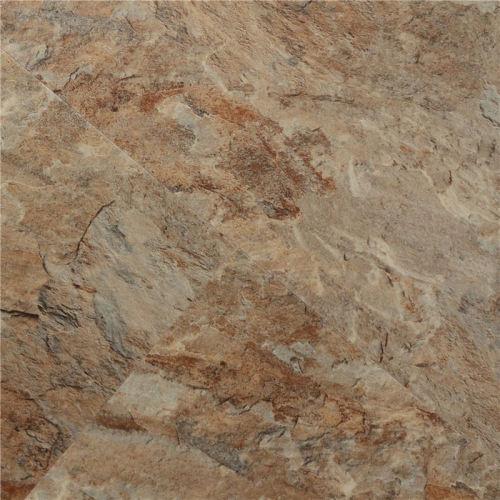 """Hanflor 18""""X18""""4.2mm Stone Design Click Lock Waterproof Bathroom Vinyl Tile HTS 8022"""