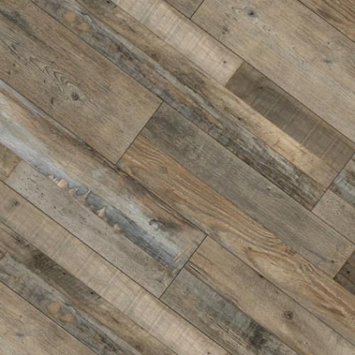 Hanflor  7''x48'' 5.5mm Anti-slip commercial floor Rigid Core SPC Vinyl Plank HDF 9107