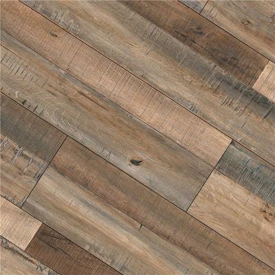 Hanflor 7'x48'' 4.2mm Durable Interior Vinyl Plank Flooring HDF 9108
