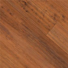 hanflor 6.41''*47'' 6.5mm WPC Plank Eco Flooring Wood Plastic Composite Decking HDF 9110