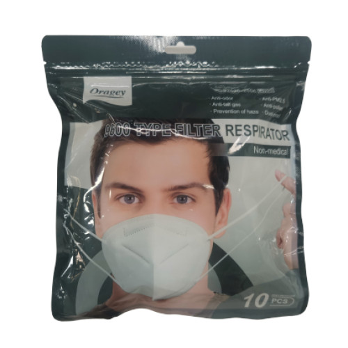 COVID -19 SGS KN95 Protective Mask Anti-Epidemic Mask Filter Respirator