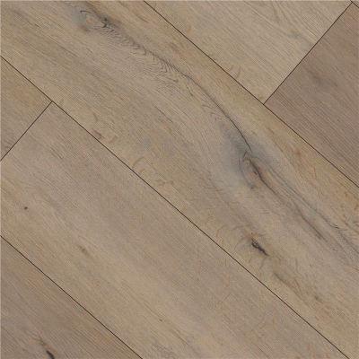 Hanflor 9''x48'' 4.2mm Beige Oak Vinyl Plank Flooring HDF 9128