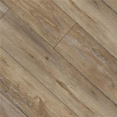 9''x48'' 4.0mm Brown Oak Classic Click Vinyl Plank Plastic Flooring HIF 9134