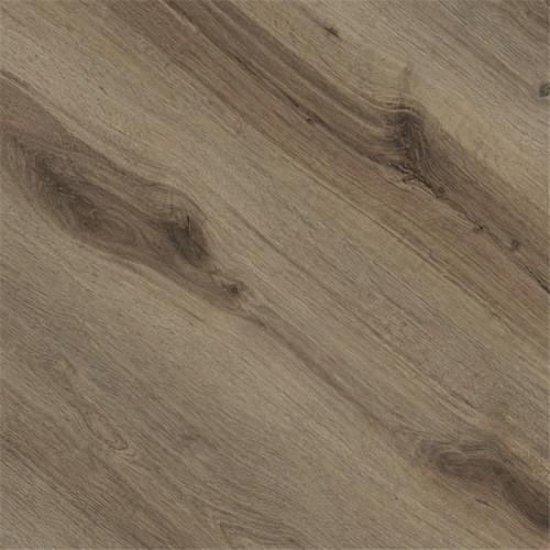 Hanflor 7''x48'' Brown Oak Glue Down Vinyl Plank HIF 9138