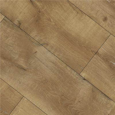Hanflor 7''x48'' 4.2mm Long-Term Durability Rigid Vinyl Plank SPC Flooring HDF 9142
