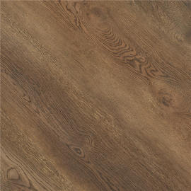 Hanflor 9''x48'' 4.0mm Easy Clean Click Vinyl Plank PVC Flooring HIF 9149