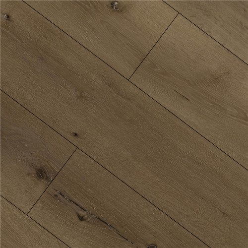 "7""X48""6mm EIR Embossed Waterproof Click Luxury Vinyl Flooring HDF 9162"