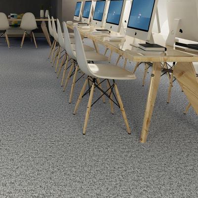 """Hanflor 12""""X24""""4.0mm Low Maintenance Carpet Look Vinyl Tile HTS 8054"""