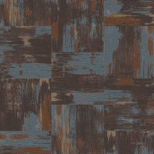 Hanflor 18''*18'' 2.0mm Carpet Look LVT Vinyl Tile HTS 8047