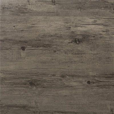 "Hanflor 9""X48"" 4.2 mm Dark Gray Oak Rigid Core SPC Flooring Hot Sellers in North America HIF 20451"