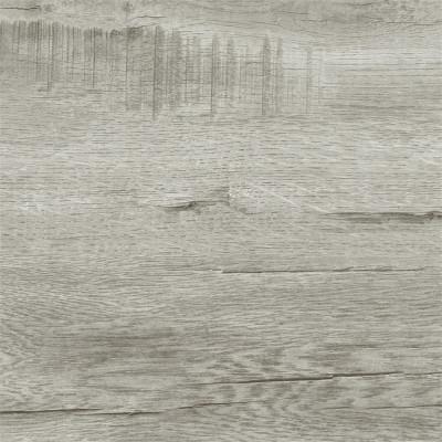 Hanflor 7''x48'' Gray Oak Glue Down Vinyl Plank PVC Flooring HIF 20413