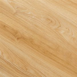 Hanflor 9''x48'' 4.0mm Beige Oak Click Vinyl Plank Flooring Wholesale Hot Seller in Southeast Asia