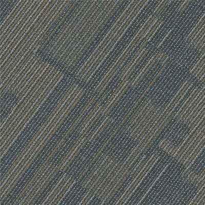 Hanflor 18''*18'' 2.0mm Fade Resistance Carpet Look LVT Vinyl Tile HTS 8056