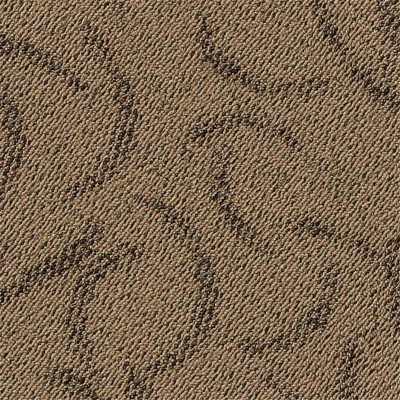 """Hanflor 12""""X24""""4.0mm Brown Carpet Look LVT Vinyl Tile HTS 8057"""