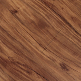 Hanflor 9''x48'' 4.0mm Brown Click Vinyl Plank Hot Seller in Europe Low maintenance HIF 20403