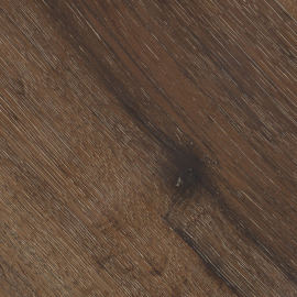 Hanflor 9''x48'' 4.0mm Easy Clean Brown Oak Click Vinyl Plank PVC Flooring Hot Seller in Europe