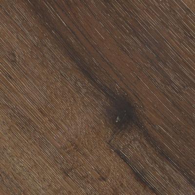 Hanflor 9''x48'' 4.0mm Easy Clean Brown Oak Click Vinyl Plank PVC Flooring Hot Seller in Europe