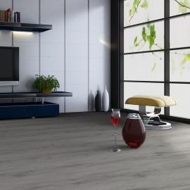 Hanflor 7.2''x48'' 4.0mm/0.3mm 1.5mm IXPE Gray SPC Flooring Vinyl Plank Best Sellers 100MOQ RTS 20803