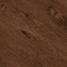 Hanflor 9''x48'' 4.0mm Brown Click Vinyl Plank Low maintenance Easy Click HIF 20469