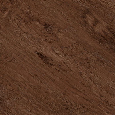 Hanflor 9''x48'' 4.0mm Brown Click Vinyl Plank Low maintenance Easy Click HIF 20469