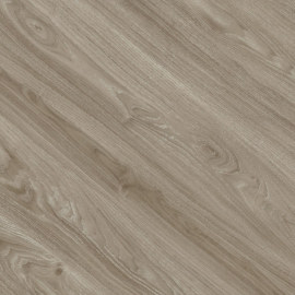 Hanflor 7''x48'' Gray Oak Dryback Glue Down Vinyl Plank PVC Flooring HIF 20473