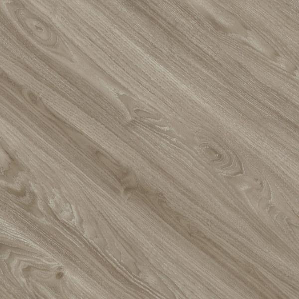 Hanflor 7''x48'' Gray Oak Dryback Glue Down Vinyl Plank PVC Flooring HIF 20473
