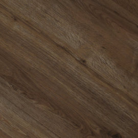 Hanflor 9''x48'' 4.0mm Brown Click Vinyl Plank Low maintenance Easy Click HIF 20483