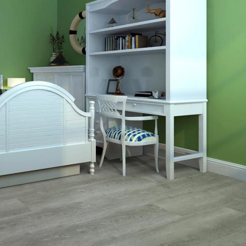 Hanflor 7.25''x48'' 3.0mm Wood Embossed Easy Clean Anti-Scratch Vinyl Plank Flooring