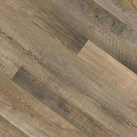 Hanflor 9''x48'' 4.0mm Easy Clean Click Vinyl Plank PVC Flooring HIF 20491