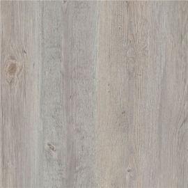 Hanflor 7''x48'' Classic Gray Oak Glue Down Vinyl Plank PVC Flooring HIF 20438